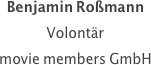 Benjamin Roßmann